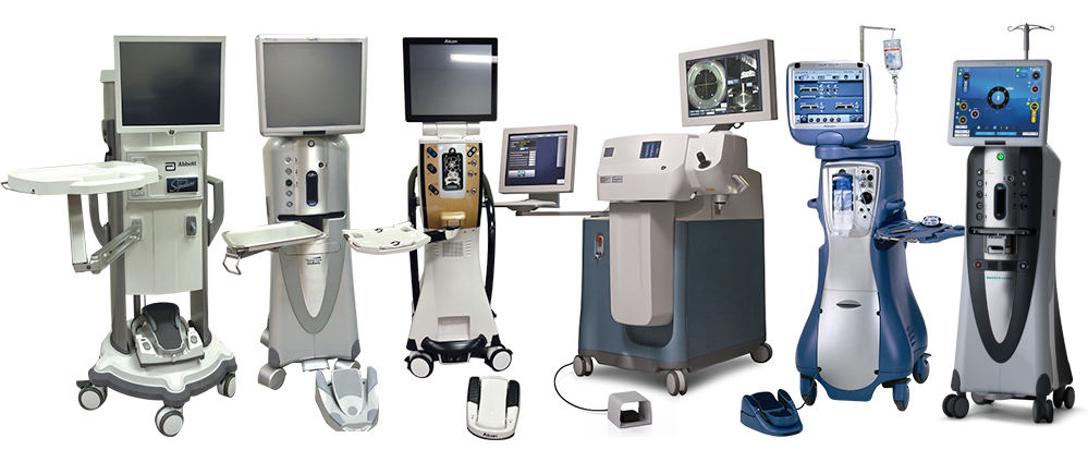 Ophthalmic Medical Equipment | Eye Surgery Equipment